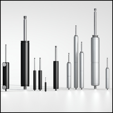 Ace Controls Hydraulic Dampers