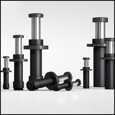 ACE Controls Safety Shock Absorbers