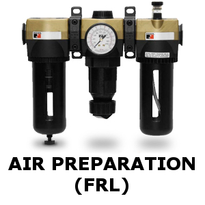 Air Preparation Filter Regulator Lubricator