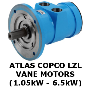 Atlas Copco LZL Vane Air Motors