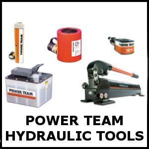 Power Team High Force Hydraulic Tools