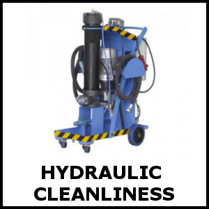 MP Filtri Hydraulic Cleanliness Mobile Filtration Filter