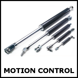 ACE Motion Control Gas Springs