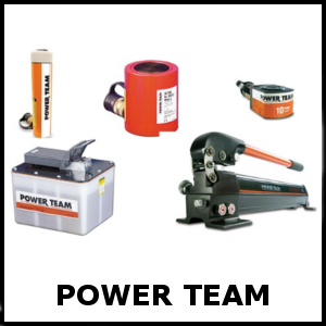 Hand Pumps Cylinders Jacks Power Team Power Team High Force Hydraulic Tools