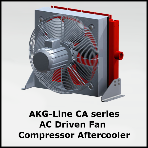 AKG-Line CA Series Cooler