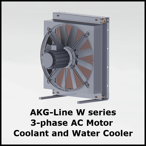 AKG-Line W Series Cooler