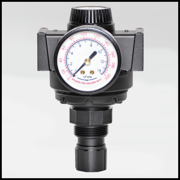 Full-Size Precision Pneumatic Regulator - Ross Controls
