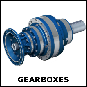 Gearboxes STM Power Transmission