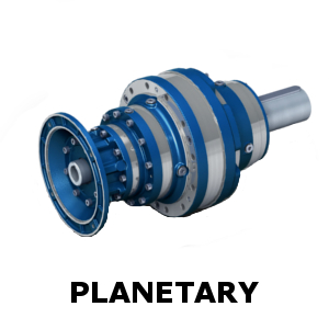 STM Planetary Gearbox