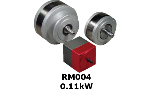 RM004 Compact Piston Air Motor