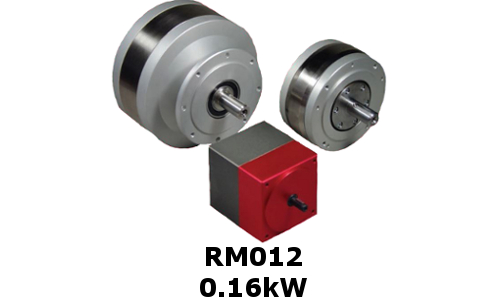 RM012 Compact Piston Air Motor