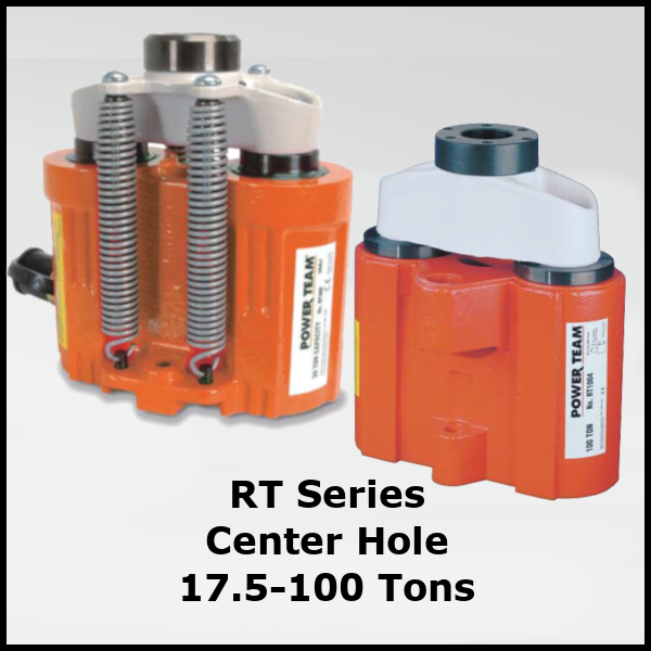 RT Series Hydraulic Cylinders