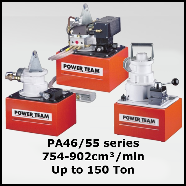 PA46/ 55 Series Air Pump