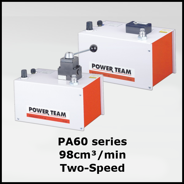 PA60 Series Air Pump