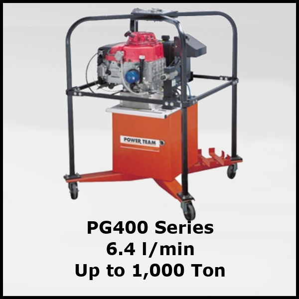 PG400 Series Gas Pump