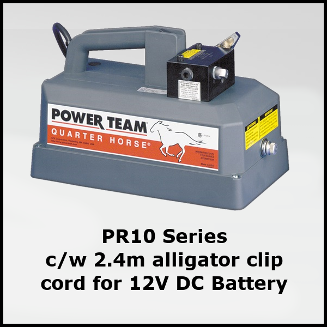PR10 Series Battery Powered Pump