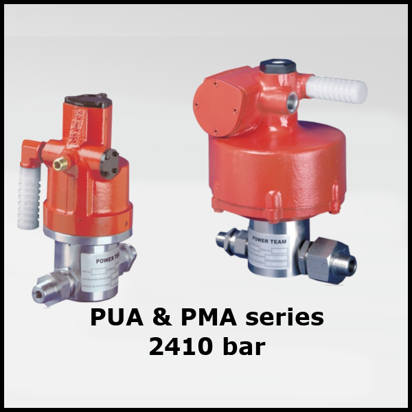 PUA & PMA Series Air Pumps