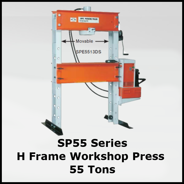 SP55 Workshop Press 55 Ton