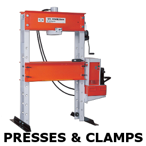 Power Team Presses and Clamps
