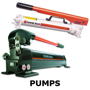 Power Team Pumps